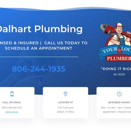 Dalhart Plumbing