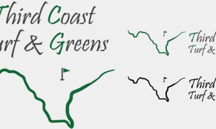 Logo Design for Third Coast Turf & Greens