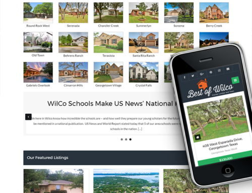 Best of Wilco – Central Texas Homes and Real Estate