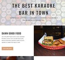Spotlight Karaoke Bar