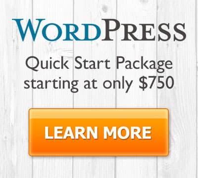 WordPress Quick Start Package