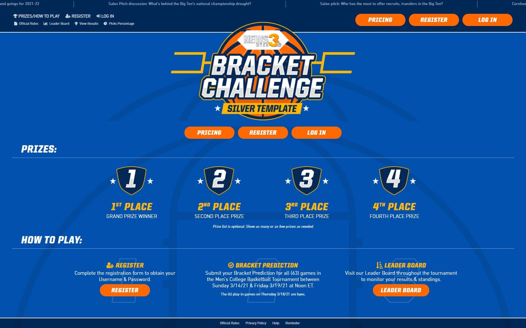 Hoops Pickem Contest WTKR